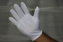 Nylon Lint Free Hand Gloves