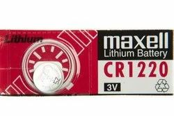 Maxell CR 1220 Lithium Coin Cell Battery