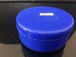 Plastic 70gm Round Jar