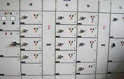 Mild Steel Electricity Mcc Control Panel, 220-415 V