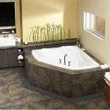 Elegant Corner Bathtubs