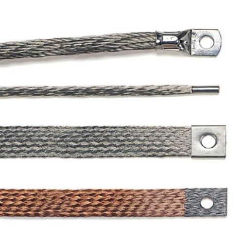 Braided Flexible Copper Connectors at Rs 6 /piece | Copper Wire ...