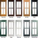 UPVC Color Coated Door