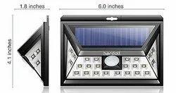 24 LED Solar Sensor Light
