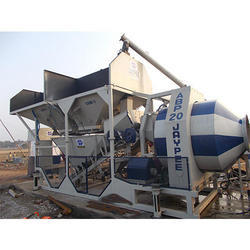Automatic Batching Plant (Reversible/Pan)