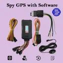 Courier Vehicle GPS Tracking System