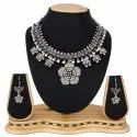 Pr Fashion Launched Beautiful Designer Royal Looking Necklace Set