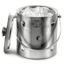 Deluxe Stainless Steel Ice Bucket
