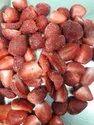 Frozen Strawberry Slices