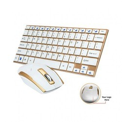 Wireless Keyboard with Mouse Combo