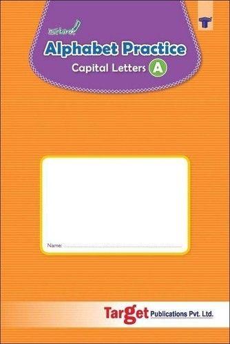 Pre Primary Alphabets Writing English Alphabet Practice Book A