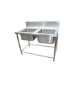 Stainless Steel Kitchen Sink Two Unit