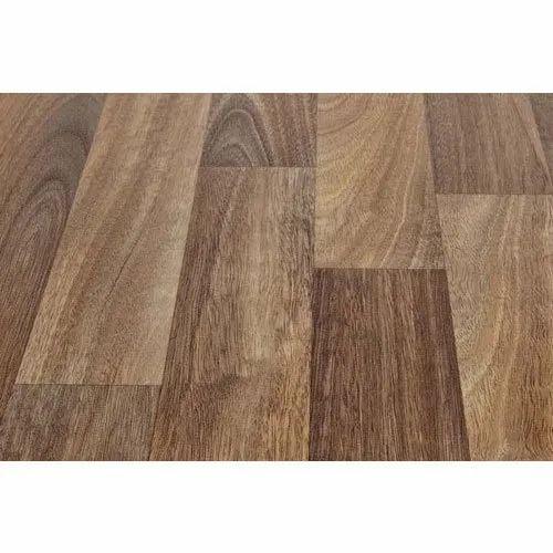 Matte Wooden Flooring Thickness 8 Mm, Zebra Wood Laminate Flooring