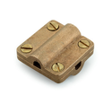Brown Square Cable Conductor Clamps, For Industrial