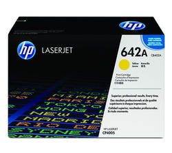 HP CB402A 642A Yellow Toner Cartridge