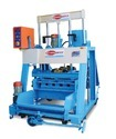 Hydraulic Operated Block Making Machine