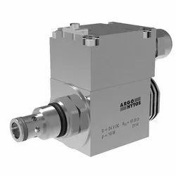 Explosion-Proof 2/2 Directional Valve, Solenoid Operated, Spool-Type, Direct-Acting