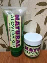 Face And Hair Natural Herbal Alovera Gel