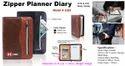 Zipper-Planner-Diary