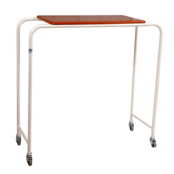 Hospital Instrument Table Trolley