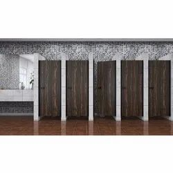 Laminated HPL PD Doors, For Public Toilets