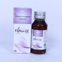 FLYFLOX-OZ Ofloxacin Suspension