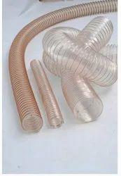 Transparent PU hose