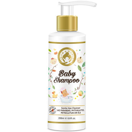 Baby Products - Organic SLS Free Baby Shampoo Manufacturer