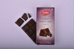 Amba Foods Chocoloco Big Chocolate Bar