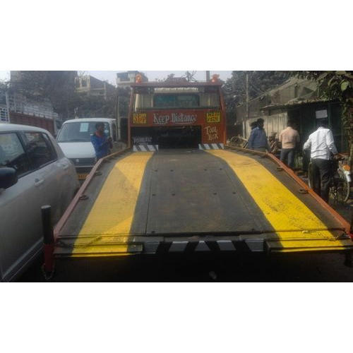 Flatbed Towing Crane Service
