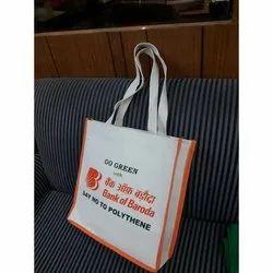 Canvas Printed Tote Bag
