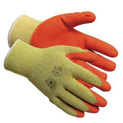 Rubber Deep Hand Gloves
