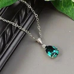 Natural Emerald Pendants