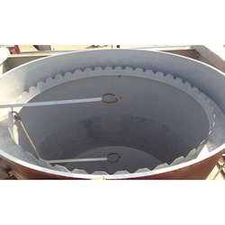 FRP Lining Plating Tanks, Capacity: Up To 100000 L
