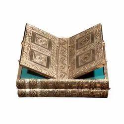 Handicraft Wooden Meenakari  Book Stand