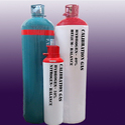 Calibration Gas Mixture - 2.5 % (50 %LEL) Methane+ Bal, Air