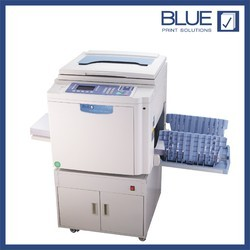 BPS 550 Blue Digital Duplicator (A3 Print)