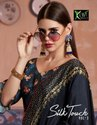 Kessi Silk Touch Vol-3 Dola Saree Catalog Collection