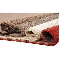Plain Shaggy Carpets, For Home