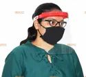 Press Fit EZ Anti-Fog Face Shield - With Adjustable Strap - For all head sizes