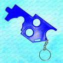Covid 19 Safety Key Chain No Touch Key