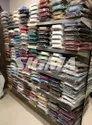 Shirts Display Racks for Garments
