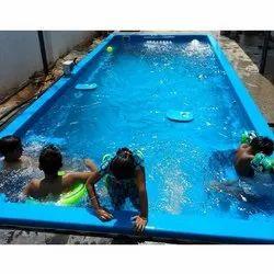 Fiberglass Outdoor Kids Swimming Pool