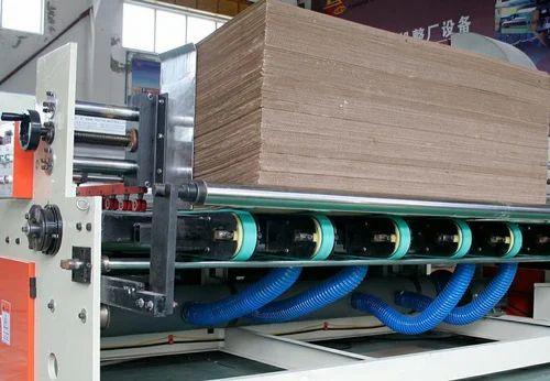 Paper Carton Box Machine At Rs 550000 Piece कार्टन