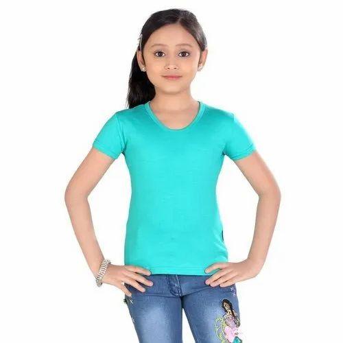 Cotton Casual Wear Kids Top
