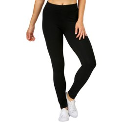 Pc And Polyester Straight Fit Ladies Stretchable Cotton Legging