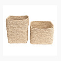 Jute Baskets for Storage