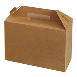 Brown Die Cut Carton Box, Capacity (Kilogram): 1 Kg - 25 Kg