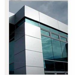 Aluminum Composite Panel Cladding Service