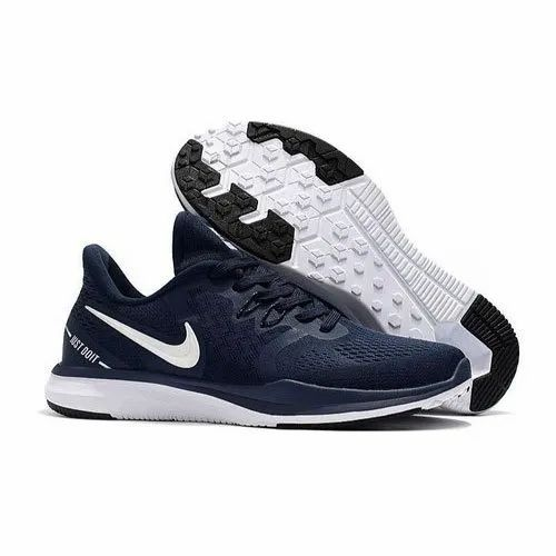 Mens Rubber Lace Up Nike Running Shoes